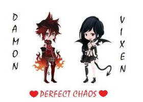 Perfect Chaos by ThornZfire