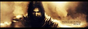 Sign. Prince of Persia by Socrqte