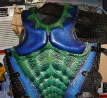 Imperial Sea DragonBreastplate by Azmal