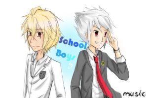 TR:School Boys by Music-Piyada