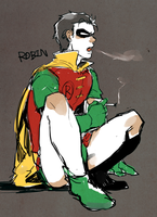 2nd Robin by kgc030