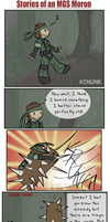 Stories of an MGS Moron 12 by zarla