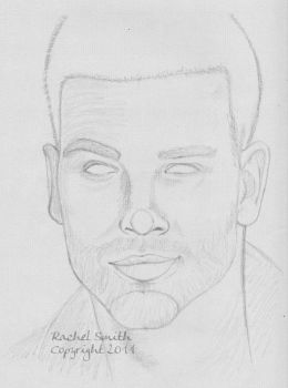 Mark Salling WIP by withering-black-rose