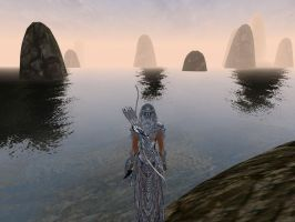 Ice, my Morrowind Character by ReflectionsByIce