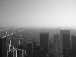 Top of the Rock by Hundebein