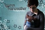 Lauren Fairweather CD Design 3 by gryfndrprefct347