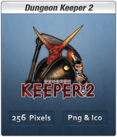 Dungeon Keeper 2 Icon by Th3-ProphetMan