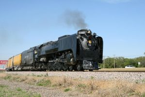 Steam at Mt. Gilead by TexZak