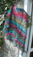 shawl noro 184 by basia-hs