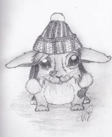 What is a Bunny in a hat supposed to look like? by bunnykins89