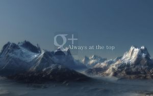 EgFox Google Plus at the Top 2012 by Eg-Art