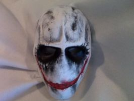 Army of Two Joker mask by dragostat2