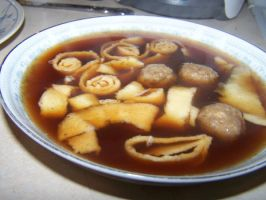 fladle suppe plus meatballs by PattyPatTCH
