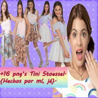 Tini Stoessel Png's. {Variados} .rar by PaoBelieberBabe