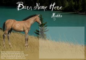 I'm A Brave Foal 35th Graphic by bubblegraphics
