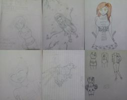 Unfinished work:) by sary123slo
