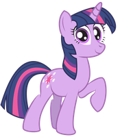 Twilight Sparkle vector by AleximusPrime