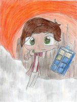 Doctor Who- E.T. by FawnspiritForever