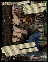 rAnSoM ~ Heel and Hide by CeeAyBee