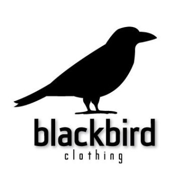 Blackbird logo one color by 3doggs