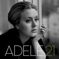 ADELE - 21 by other-covers