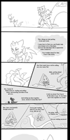 Team Diamant: M8 Page 11 End by SketchprinterDemon