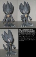 Custom Commission: Enon the Dragon by Wakeangel2001