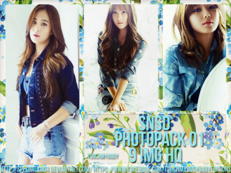 SNSD - PHOTOPACK#01 by Speciial1004