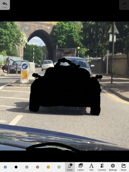 #guessthecar that was following me home by Car-lover33