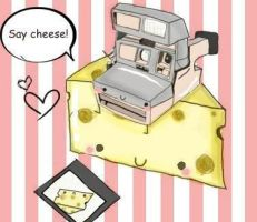 Say cheese by Panshi
