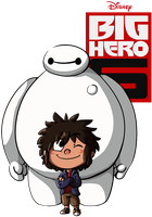 Big Hero 6 by LeniProduction