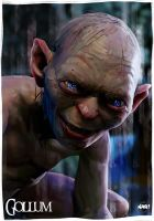 Gollum! by Paganflow
