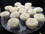 Rose Cuppycakes by Deathbypuddle