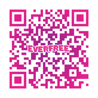QR Code for Everfree Northwest by RoyGBiv-MLP