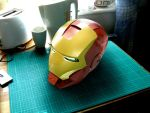 The Mask of the Ironman by Roystonavitch