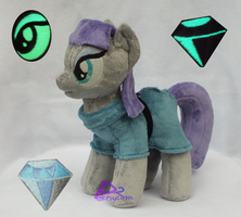 Maud Pie V3 Glow-in-the-Dark by kiashone
