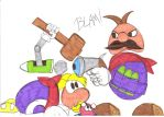 Rayman 1 Hunter by CARGOCAMP