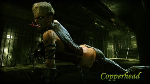 Copperhead Wallpaper by BatmanInc