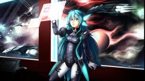 Project diva - Star Story by Barbariank