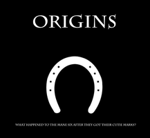 Origins cover art by theirishbronyx