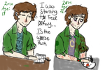 2 Years  by spidersarecoming