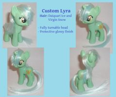 Custom Lyra by Gryphyn-Bloodheart