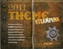 2011 Theme by Blacksinger