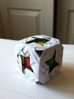 Cube Shell by Razziary
