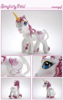 Simplicity Petal - Traditional by creampuf