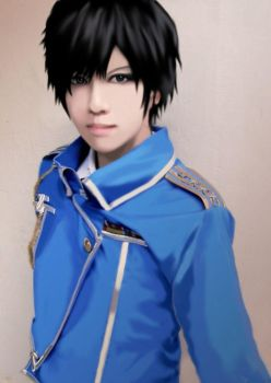 Roy Mustang by StephanyHardy