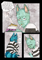 RaccoonBrothers::Page059 by TotemEye