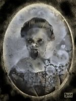 Dear aunt Marie-May (1886) by Baron-of-Darkness