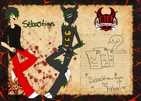 Sebastian Application ref by Manniegain