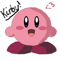 Kirby by Kandyfloss30a